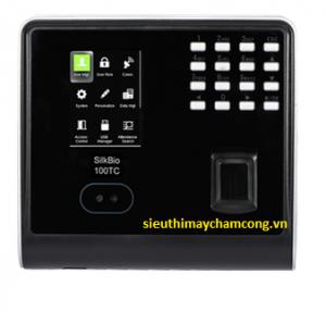 Phần mềm máy chấm công vân tay ZKTECO MB1000